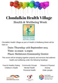 Clondalkin Community Healthy Living Centre