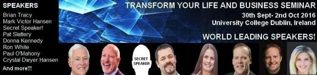 Transform Your Life and Business