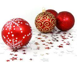 christmas balls 250 x 200