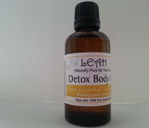 LEAH Detox Body Oil
