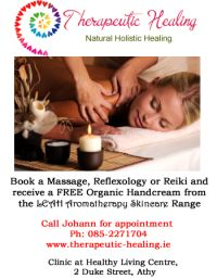 Free Organic Handcream with Treatment