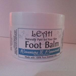 LEAH Foot Balm