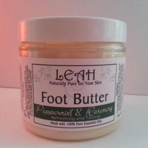 LEAH Foot Butter
