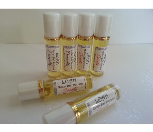 Roller Ball Perfumes