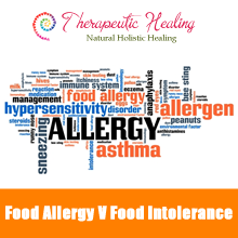 Food Allergies V Food Intolerances: What's the difference?