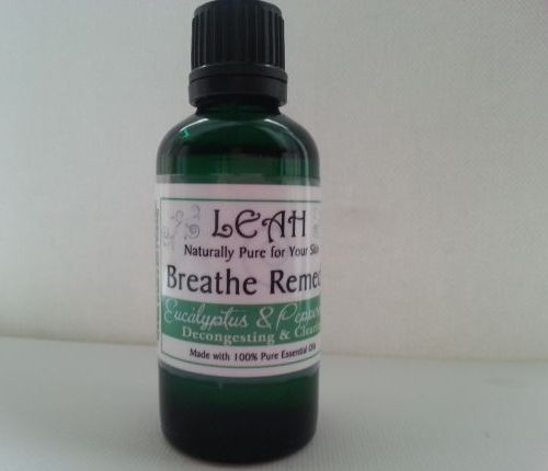 LEAH Breathe Body Oil