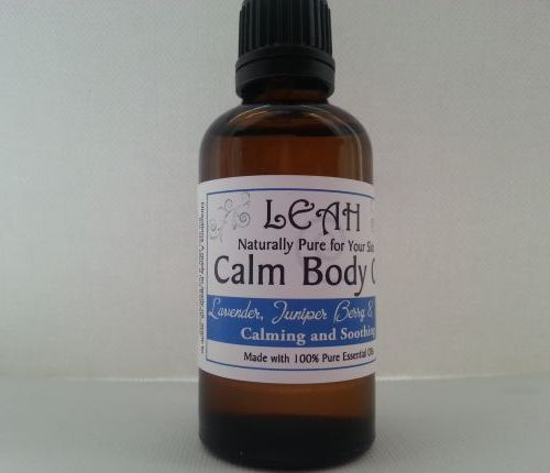 LEAH Calm Body Oil